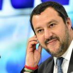 Salvini e l'assist a Theresa May<br> L'asse sovranista voluto da Trump