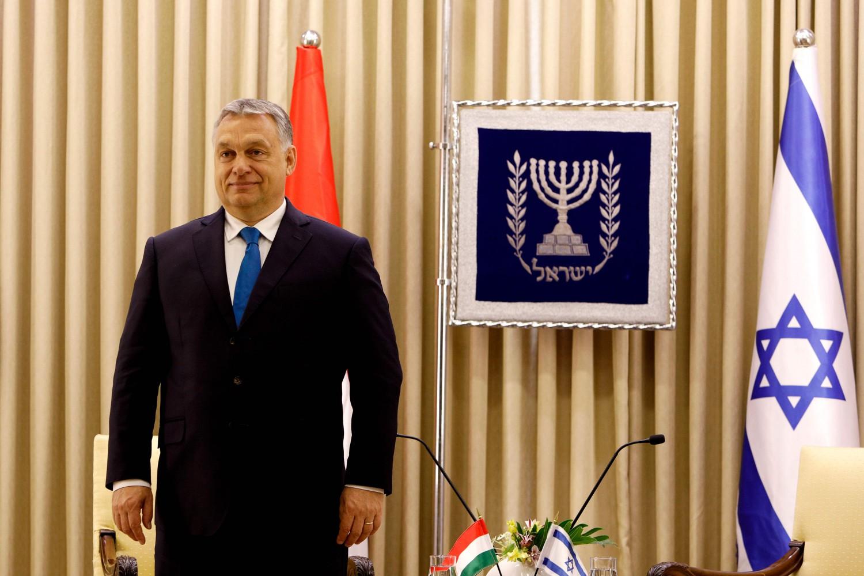 Orban Israele
