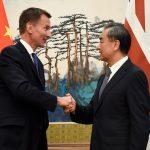 La Cina mette le mani sulla Brexit<br> Si prepara lo scontro con gli Usa