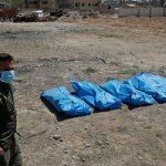 I curdi permettono ai governativi <br> di ritirare i corpi dei caduti di Tabqa