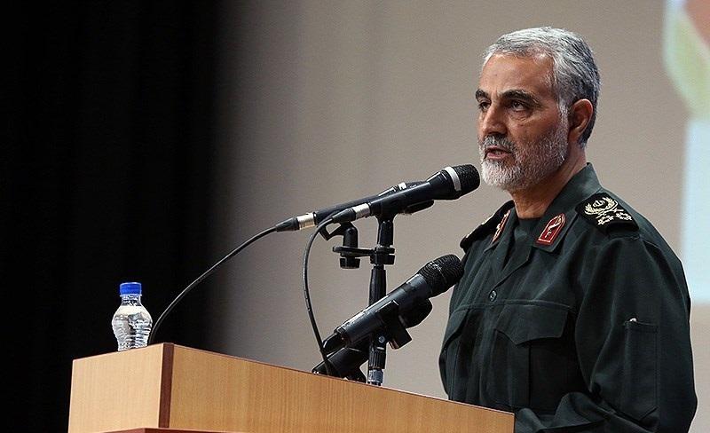 Il generale Qasem Soleimani (Wikipedia)