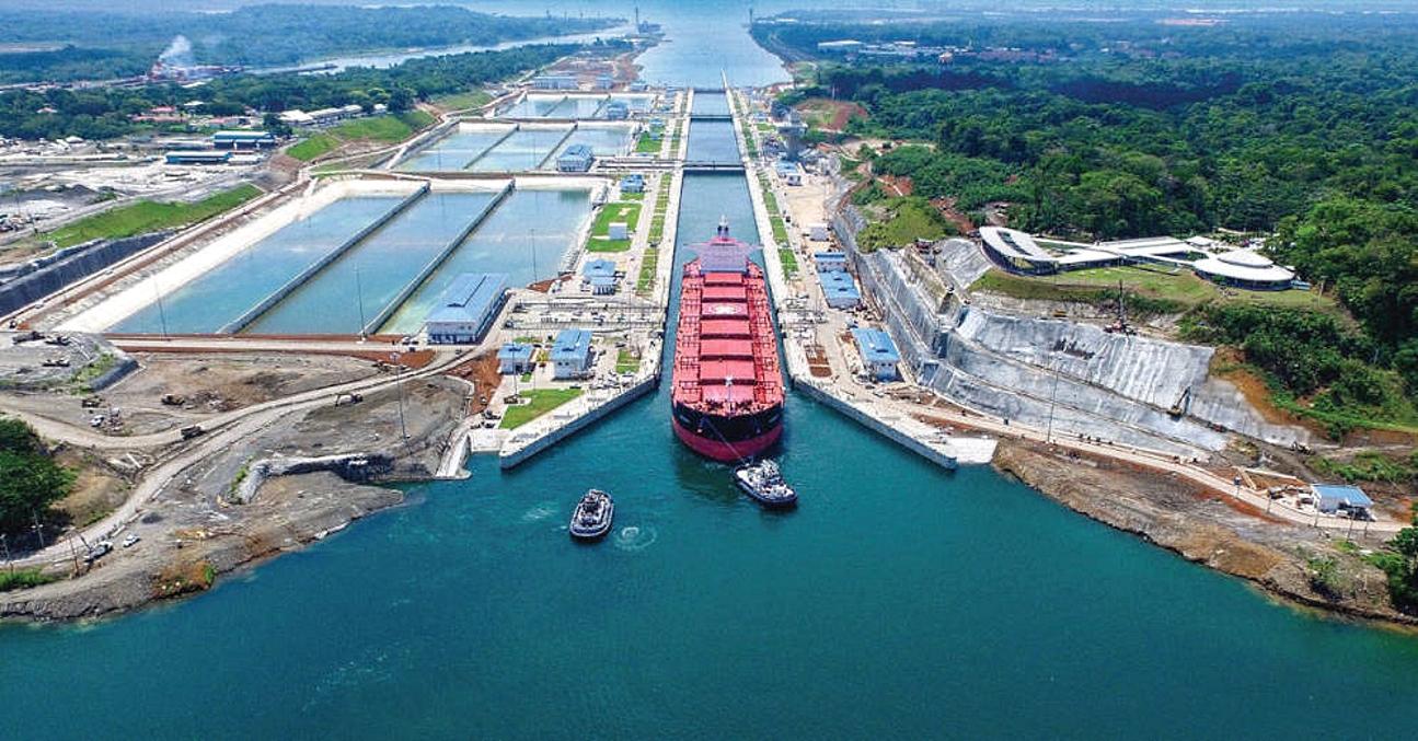 I guai del nuovo Canale di Panama 812f2bde85ac