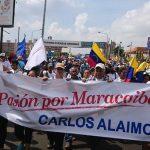 Addio gioiosa Maracaibo<br> La miseria regna padrona