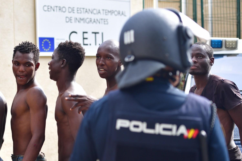 spagna migranti marocco