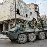 La Russia schiera le truppe nel Golan<br> Garantirà la pace fra Israele e Siria