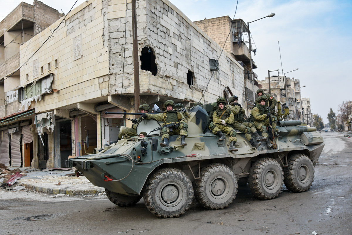 russia siria