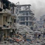 Da Aleppo la ricostruzione della Siria<br> 420 miliardi per far rinascere il Paese