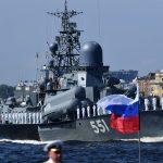 Adesso Putin risponde all'Occidente<br>Schierata la flotta davanti alla Siria