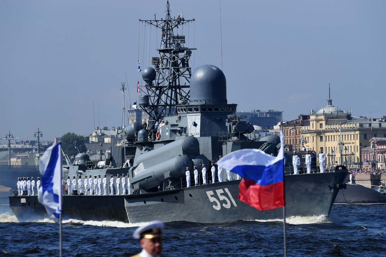 russia flotta