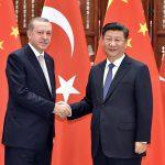 La Turchia più lontana dagli Usa: <br> stringe accordi di sicurezza con la Cina