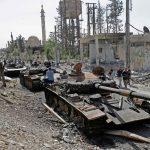 I curdi arrivano ad Aleppo <br> per combattere contro i jihadisti