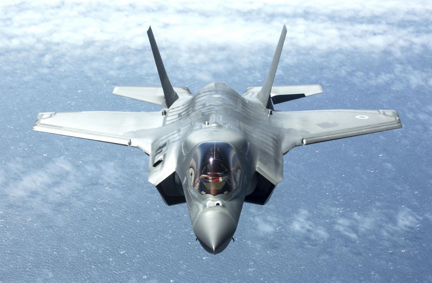 Caccia F-35 (LaPresse)