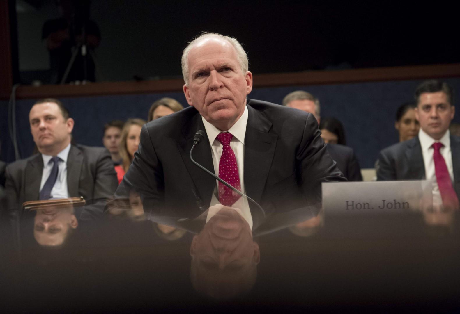 L'ex capo della Cia John Brennan (LaPresse)