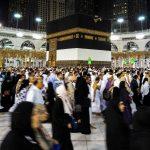 È iniziato il periodo dell'Hajj: <br> milioni di fedeli invadono La Mecca