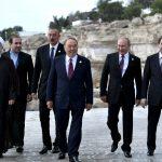 La Russia si prende un nuovo mare <br> E cambia gli equilibri dell'Asia