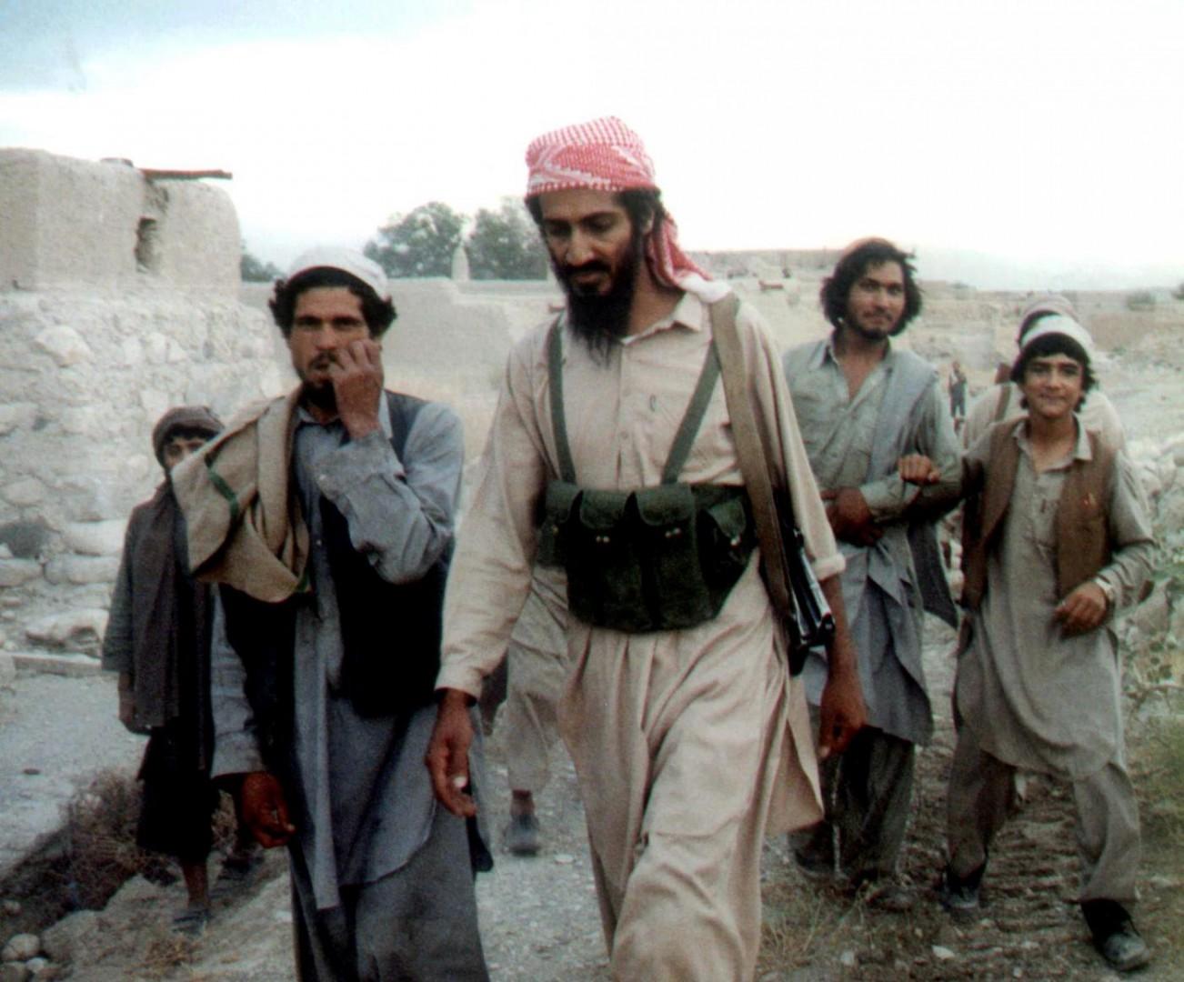Bin Laden, il fondatore di Al Qaeda (LaPresse)