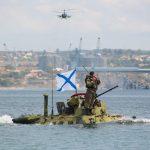 L'Ucraina pensa a una base navale <br> con l'appoggio degli Stati Uniti