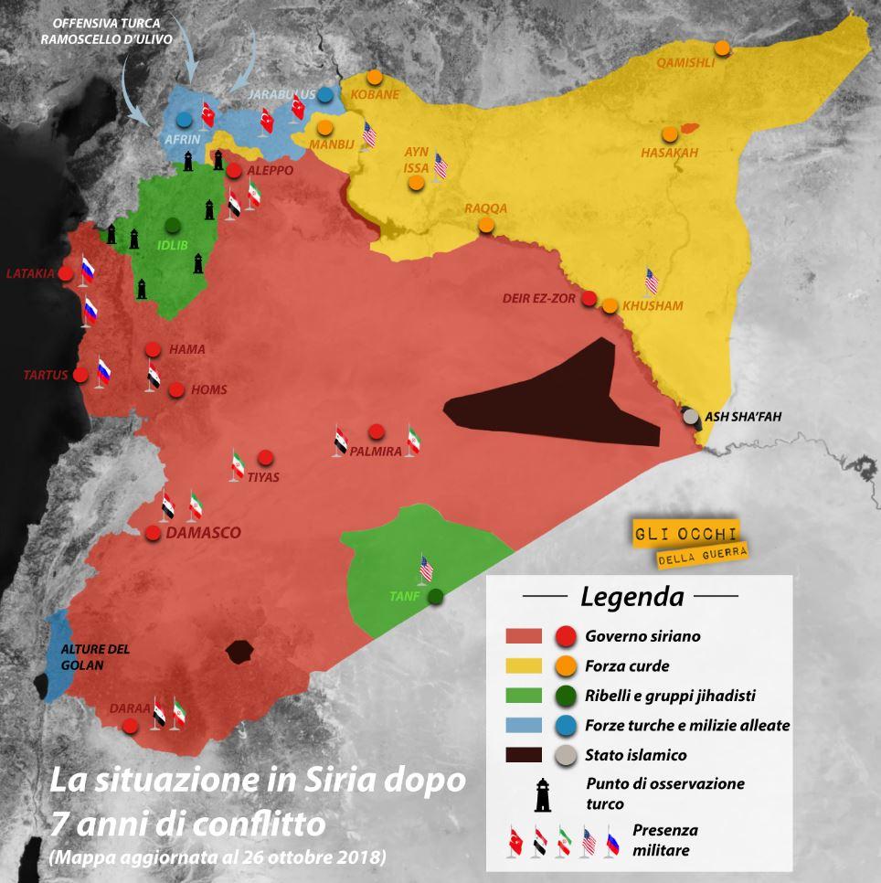 Mappa di Alberto Bellotto