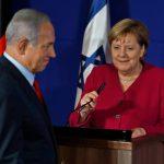 Angela Merkel va in Israele <br> Ma sull'Iran lo scontro è inevitabile