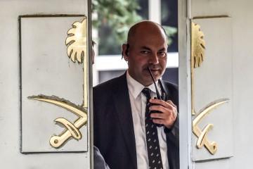 La Turchia accusa l'Arabia Saudita di aver ucciso il giornalista saudita Jamal Khashoggi (LaPresse)