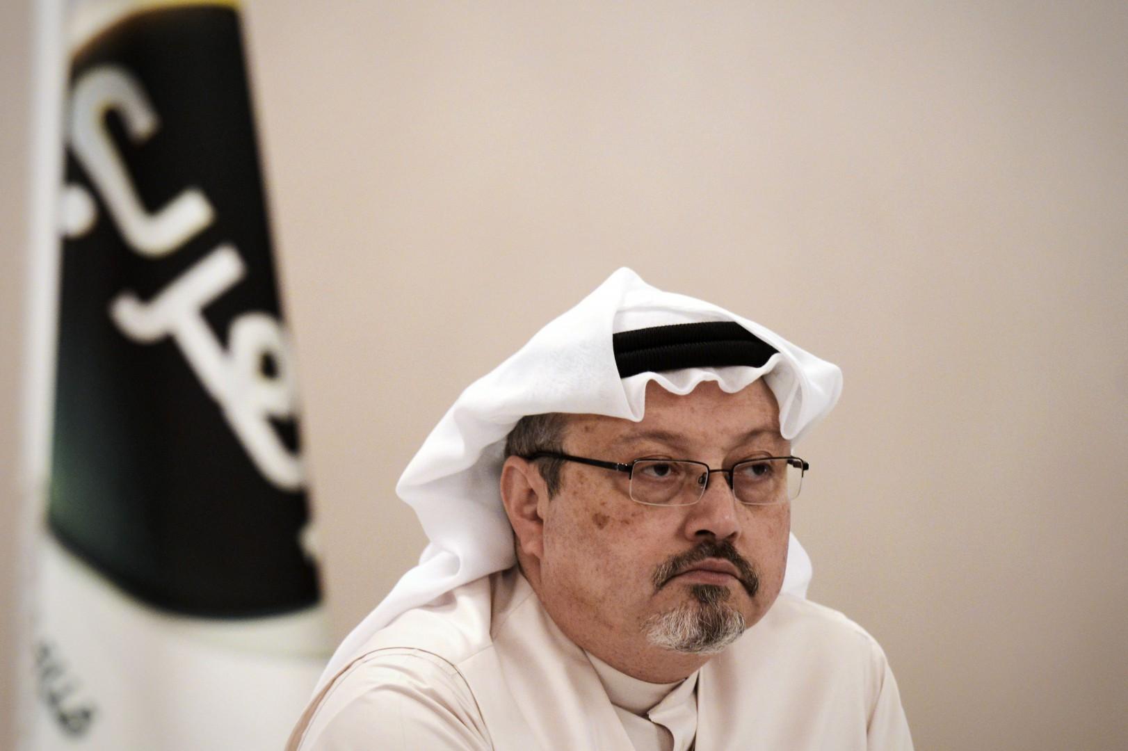 Jamal Khashoggi (LaPresse)