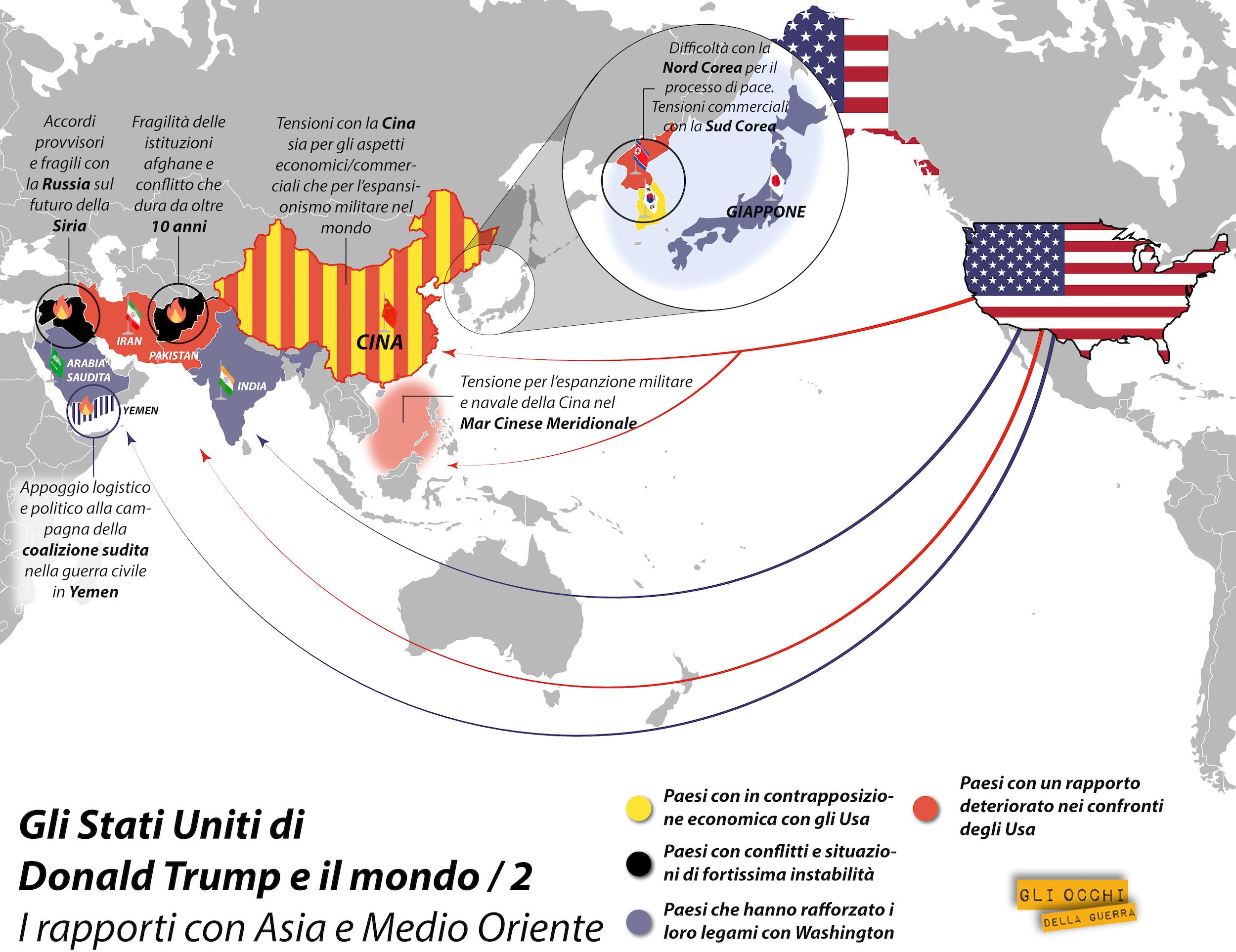 Usa e vicini due