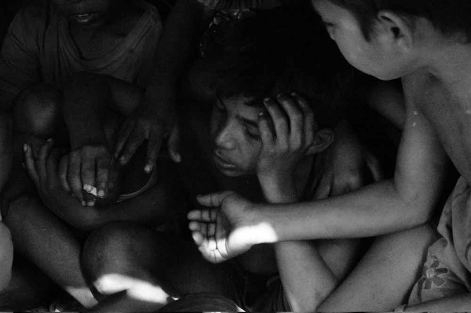 Guerra della droga in Bangladesh (LaPresse)