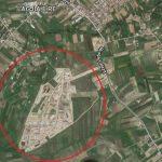 Il quartier generale fortificato <br>dei mujaheddin iraniani in Albania