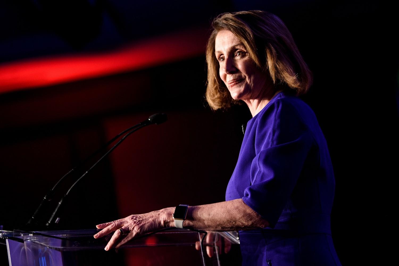 Nancy Pelosi (La Presse)