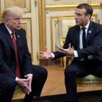 Il nemico dell'asse franco-tedesco:<br> gli Stati Uniti di Donald Trump