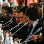Il colpo di coda di Erdogan <br> La Turchia lascia il vertice di Palermo