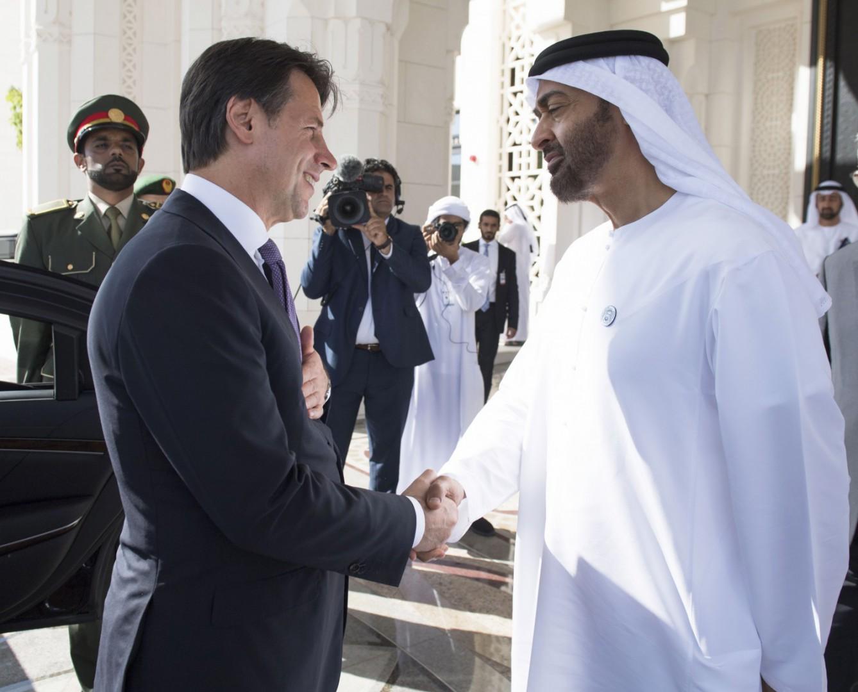 Italia emirati arabi uniti