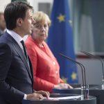 Quell'intesa tra Italia e Germania <br> per fermare l'ascesa di Macron
