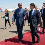 Migranti, sicurezza e commercio<br>La partita italiana nel Corno d'Africa