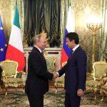 Nella crisi fra Russia e Ucraina <br> l'Italia avrà un ruolo fondamentale