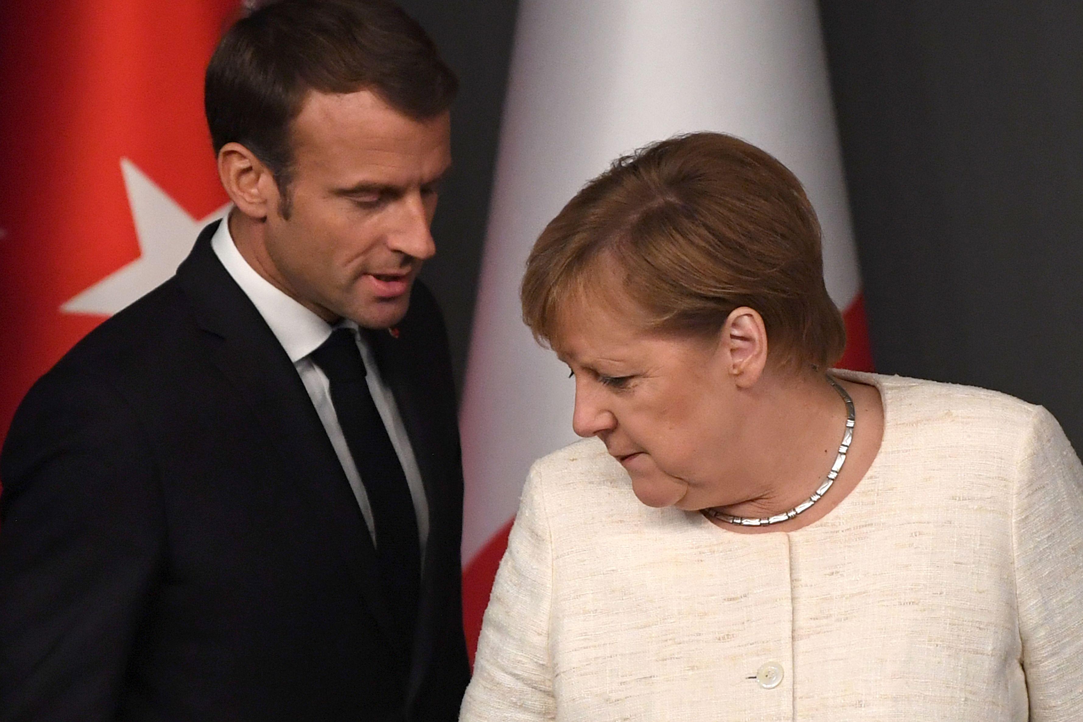 Libia, sgambetto di Merkel e Macron:  ma Usa e Russia sostengono l'Italia - Gli occhi della guerra