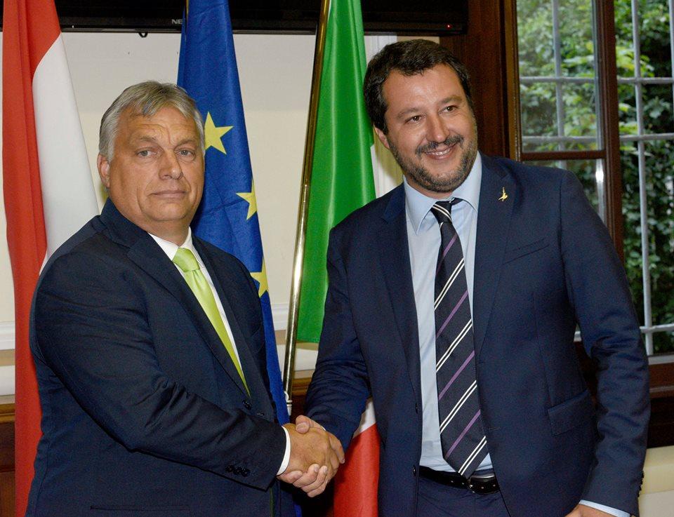 Ungheria Italia