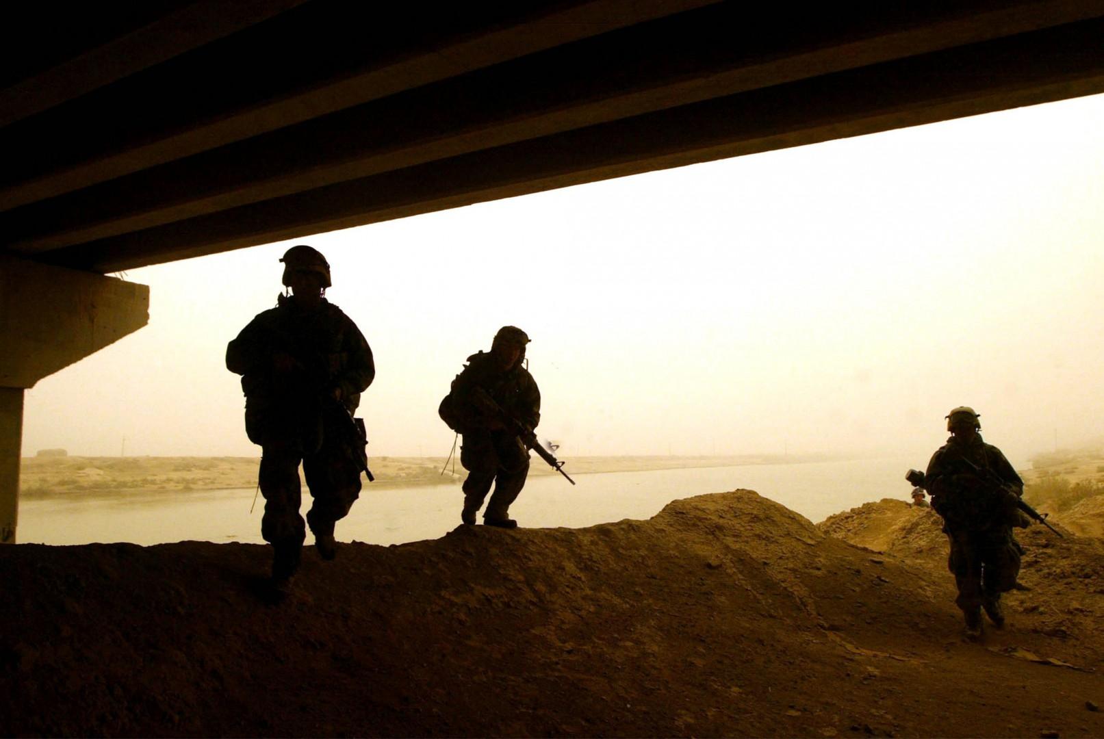 Soldati ameriani