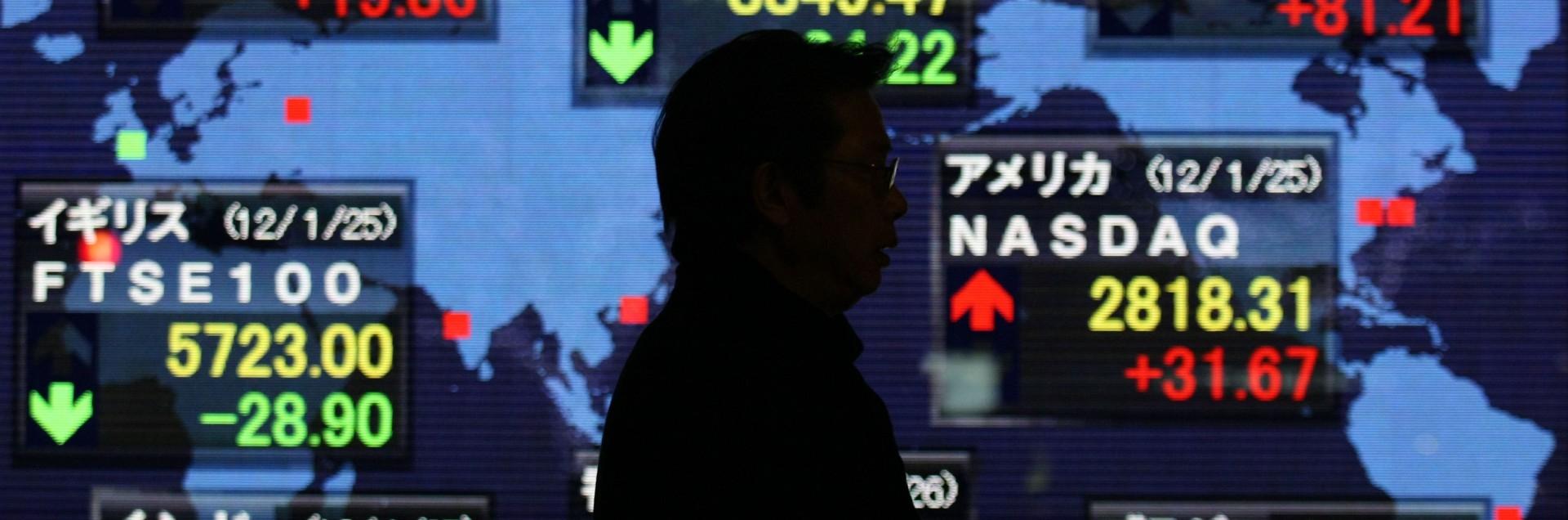 Due volte il debito italiano <br> Perché Tokyo non rischia?
