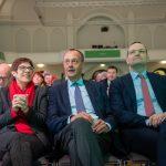 Chi è il lobbista anti Merkel <br>che punta alla guida della Cdu