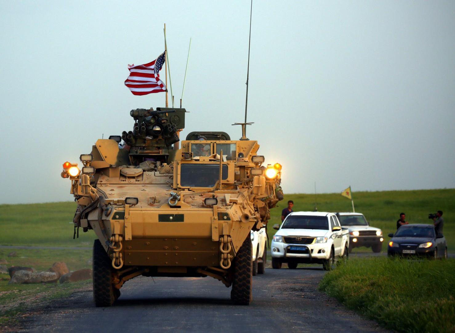 Gli Stati Uniti hanno annunciato il ritiro delle truppe dalla Siria