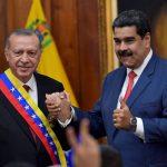 Maduro tra Putin e Erdogan <br> cerca alleati e sostegno economico