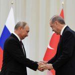 L'asse Russia-Turchia <br> dietro Turkish stream