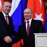 Cosa ha chiesto Erdogan a Putin<br> per finire la guerra in Siria