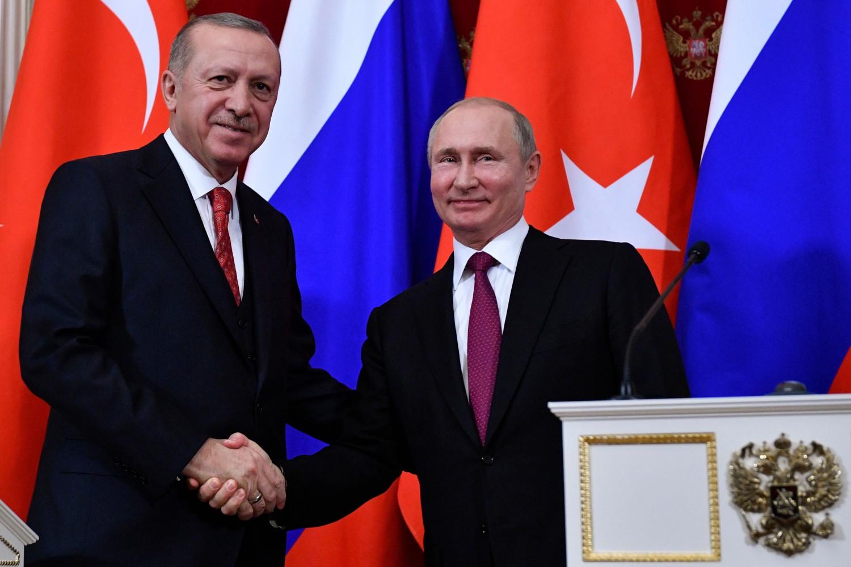 siria russia turchia