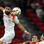 La Siria verso la normalità: <br>la nazionale alla Coppa d'Asia 2019