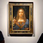 Dietro il Salvator Mundi di Leonardo <br> le relazioni tra Trump e sauditi?