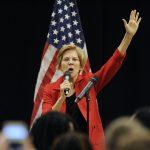 L'America secondo la Warren, <br>la prima sfidante di Trump