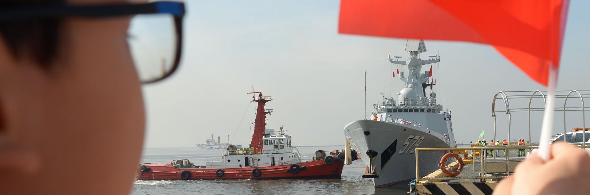 La Cina sta conquistando i porti europei