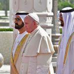 """""""With the Pope's visit, the UAE wants to send a message of tolerance and peace"""""""